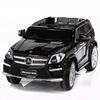 Электромобиль Mercedes-Benz GL63 AMG черный