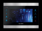 IP видеодомофон Slinex SL-07IP (Серебро + черный)