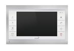 IP видеодомофон Slinex SL-10IP (Серебро + белый)