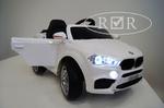 Электромобиль BMW O006OO VIP белый