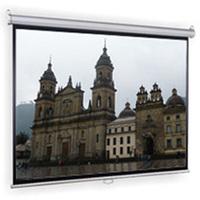 Экран настенный Classic Norma (1:1) 158x158 (W 152x152/1 MW-S0/W)