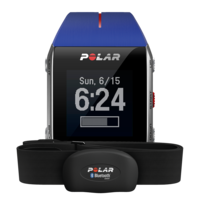 Часы Polar V800 Blue HR