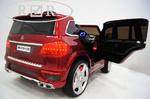 Электромобиль Mercedes-Benz GL63(LS628) красный-глянец