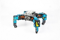 Купить со скидкой Робототехнический набор робот-паук Dragon Knight