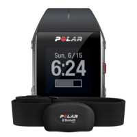 Часы Polar V800 Black HR