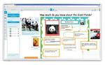 Интерактивный дисплей SBD-2075 без распознования касаний