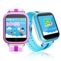 Детские умные часы SMART BABY WATCH Q100 (GW200S) GPS ТРЕКЕРОМ Розовые