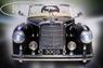 Электромобиль Mercedes-Benz 300S черный глянец