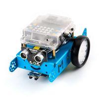 Базовый робототехнический набор mBotV1.1- Blue (2.4G Version)
