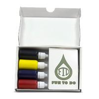 Набор пигментов Fun To Do Pigment Set (4 шт x 20 мл)