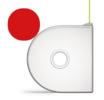 Картридж 3D Systems CubeX PLA, красный