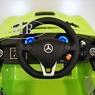Электромобиль Mercedes-Benz SLS A333AA VIP зеленый