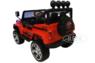 Электромобиль Jeep T008TT красный
