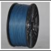 Катушка ABS-пластика Wanhao 1.75 мм 1кг., серо-синяя, No. 14