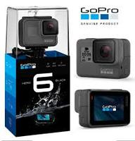 Экшн-камера GoPro HD HERO6 Black Edition