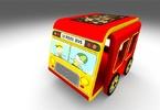 "Интерактивный стол Автобус 24""Full HD 4 касания"