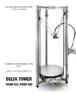 3D Принтер Delta Tower XL Dual