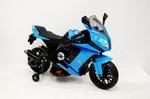 Электромотоцикл МОТО M111MM черно-синий
