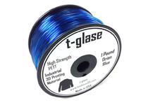 Катушка Taulman 3D T-Glase 0,45 кг.1,75 мм голубая