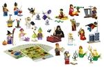 45023 Сказочные и исторические персонажи LEGO