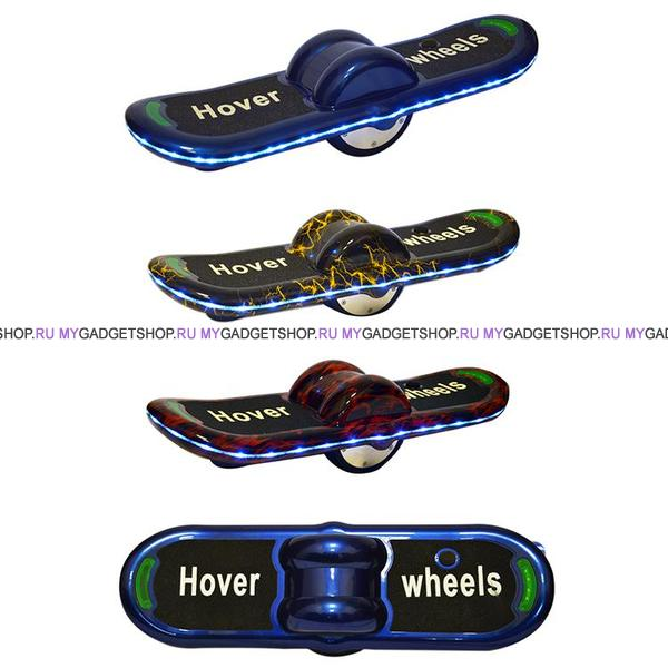 ЭЛЕКТРОСКЕЙТ WMOTION HOVERWHEELS