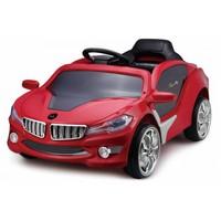 Электромобиль BMW O002OO VIP красный