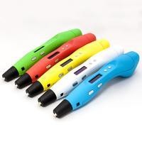 3D ручка Myriwell 3 RP400A Желтая