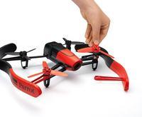 Квадрокоптер Parrot Bebop + Skycontroller Red Area 1, красный