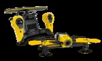 Квадрокоптер Parrot Bebop + Skycontroller Yellow Area 1, желтый