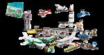 9335 Космос и аэропорт LEGO