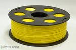 PLA пластик Bestfilament 1.75 мм для 3D-принтеров, 1 кг, желтый
