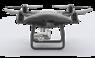 Квадрокоптер DJI Phantom 4 Pro+ (PLUS) с монитором Obsidian (Черный)