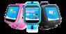 Детские умные часы Smart Baby Watch Q100 (GW200S) GPS трекером