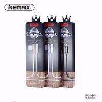 Кабель Remax Emperor Lightning RC-054i 100 см Черный