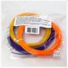 Комплект ABS-пластика ESUN 1.75 мм. для 3D ручек (оранжевый, золотой, пурпурный)