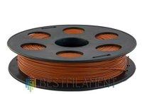 PLA пластик Bestfilament 1.75 мм для 3D-принтеров, 0.5 кг, шоколадный
