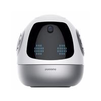 Робот Roobo PuddingРобототехника<br>Технические характеристики:Возрастное ограничение - от 3 лет.Получение знаний - математика, география, зоология.Язык воспроизведения - русский.Разрешение камеры - 1,3 Мп, 720p.Подключение к интернету - через Wi-Fi.Питание - Li-ion аккумулятор, 1940 мАч.Габариты и вес - 93 x 93 x 102 мм, 290 г<br>