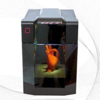 3D Принтер UP! 3D Mini Printer3D Принтеры<br>Домашний мини 3D ПринтерКол-во головок: 1  Область печати: 12 x 12 x 12 см (1.728 литров) Расходники: ABS и PLA, 1.75 мм  Толщина слоя: 200 микрон  Скорость: 10 см&amp;sup3;/час Подогреваемая платформа: да Поддерживаемая ОС: Windows: XP, Vista, 7; MAC. Подсоединение: USB Формат файлов: .STL Энергопотребление: 110-220VAC, 50-60Hz, 220W Вес, кг: 6 Габариты, см: 24 x 35.5 x 34&amp;nbsp;Гарантия: 1 год<br><br>Толщина слоя: 200 микрон<br>Толщина нити: 1,75 мм<br>Расходники: ABS, PLA<br>Страна производитель: Китай<br>Диаметр сопла (мм): 0,4