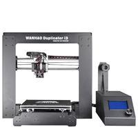 3D Принтер WANHAO Duplicator i3 v 2.03D Принтеры<br>3D Принтер WANHAO Duplicator i3 v 2.0: Кол-во головок: 1&amp;nbsp; Область печати: 20 x 20 x 18 см&amp;nbsp; Расходники: ABS, PLA, HIPS, PVA и др., 1.75 мм&amp;nbsp; Толщина слоя: 100 микрон&amp;nbsp; Скорость: 10 см&amp;sup3;/час Подогреваемая платформа: да Поддерживаемая ОС: Windows: XP, Vista, 7; MAC. Подсоединение: USB Формат файлов: .STL Энергопотребление: 110-220VAC, 50-60Hz, 220W Вес, кг: 10 Габариты, см: 40 x 41 x40&amp;nbsp;Гарантия: 1 год&amp;nbsp;Обучение в подарок.<br><br>Кол-во экструдеров: 1<br>Область построения (мм): 200х200х180<br>Толщина слоя: 100 микрон<br>Толщина нити: 1,75 мм<br>Расходники: ABS, PLA, HIPS, PVA и др.<br>Платформа: с подогревом<br>Гарантия: 1 год<br>Страна производитель: Китай<br>Диаметр сопла (мм): 0.4
