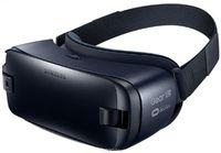 Samsung Gear VRВиртуальная реальность<br>ТЕХНИЧЕСКИЕ ХАРАКТЕРИСТИКИУгол обзора101Разъемыразъем для подключения зарядного устройстваДатчикиакселерометр, гироскоп, датчик приближенияМинимальные системные требованияGalaxy Note7, Note5, Galaxy S7, S7 edge, S6, S6, S6 edge+Размеры208x99x123 ммВес345 г<br>
