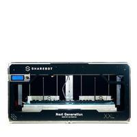 3D принтер ShareBot XXL3D Принтеры<br>3D принтер ShareBot XXL:Область печати: 70 &amp;times; 20 &amp;times; 20Толщина слоя: 100 микронКол-во головок: 1Расходники: PLAСкорость печати: 150 см3/чОбъем печати:&amp;nbsp;28 лЭлектропитание:&amp;nbsp;100-240 В, 50-60 ГцПоддерживаемые форматы файлов:&amp;nbsp;.STL, G-CODEСтрана производитель: Италия<br><br>Кол-во экструдеров: 1<br>Область построения (мм): 700x200x200<br>Толщина слоя: 100 микрон<br>Толщина нити: 1,75 мм<br>Расходники: PLA<br>Платформа: без подогрева<br>Гарантия: 1 год<br>Страна производитель: Италия