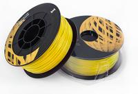Катушка PLA-пластика BQ Sunshine YellowПластик для 3D Принтера<br>Катушка PLA-пластика BQ Sunshine Yellow:Оптимальная температура печати:&amp;nbsp;220Температура плавления:&amp;nbsp;180 - 220Диаметр нити:&amp;nbsp;1,75 ммВес:&amp;nbsp;1 кг<br><br>Вес: 1 кг<br>Диаметр нити: 1,75 мм<br>Температура плавления: 180 - 220<br>Оптимальная температура печати: 220