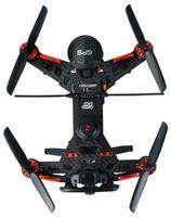 Квадрокоптер Walkera Runner 250 (R)Квадрокоптеры<br>&amp;nbsp; Walkera Runner 250 (R):ГЛОНАСС: ДаДиаметр винта: 143 ммДальность действия аппаратуры:&amp;nbsp;1000 м (радиоканал)&amp;nbsp;Магнетометр: ДаРазрешение видеосъемки:&amp;nbsp;1080pМаксимальная горизонтальная скорость:&amp;nbsp;11.1 м/cАвтопилот: ДаРазмеры:&amp;nbsp;236х205х102Полетный вес (с АКБ): 530 гФункция автоматического возврата: ДаВремя полета: 12 минутGPS: ДаТип управления:&amp;nbsp;радиоканал, пульт управления в комплектеКамера: 800 TVLЕмкость аккумулятора:&amp;nbsp;2200 мАч 3s<br><br>Тип управления: радиоканал, пульт управления в комплекте<br>GPS: да<br>Время полета: 12 мин<br>Функция автоматического возврата: да<br>Вес: 446 г<br>Размеры: 236х205х102