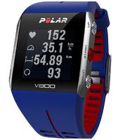 Часы Polar V800 BlueУмные часы и браслеты<br>&amp;nbsp;Polar V800 Blue:Время, дата, день неделиВодонепроницаемость:&amp;nbsp;50 метровКорпус:&amp;nbsp;КомбинированныйВторой часовой поясПодсветкаБудильникАвтоматическое выставление времениИзменение цвета дисплеяСинхронизация с ПКBluetoothПостроение маршрутаПрокладывание маршрута возвращенияПоиск обратной дорогиОпределение местонахожденияКомпасВес: 72 г<br><br>Вес: 72 г<br>GPS: Да<br>Компас: да<br>Контроль расхода калорий: да<br>Контроль частоты сердцебиения: да<br>Пульсометр: да<br>Датчик сердцебиения нагрудный: да<br>Контроль времени тренировки: да<br>Дневник тренировок: да<br>Скорость и расстояние: да<br>Контроль результатов пловца/плавания: да<br>Секундомер: да<br>Таймер обратного отсчета: да<br>Альтиметр/Высотомер: да<br>Графическое отображение высоты над уровнем моря: да<br>Измерение скорости спуска и подъема: да<br>Дневник восхождений: да<br>Измерение дистанции подъема и спуска: да<br>Термометр: да<br>Определение местонахождения: да<br>Поиск обратной дороги: да<br>Прокладывание маршрута возвращения: да<br>Построение маршрута: да<br>Bluetooth: да<br>Синхронизация с ПК: да<br>Изменение цвета дисплея: да<br>Автоматическое выставление времени: да<br>Будильник: да<br>Подсветка: да<br>Второй часовой пояс: да<br>Корпус: Комбинированный<br>Водонепроницаемость: 50 метров<br>Время, дата, день недели: да