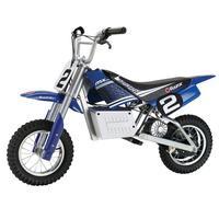 Мини мотоцикл Razor MX 350Электро-байк<br>От 6 летМаксимальная нагрузка 63 кг.Мощный мотор 350 ваттСкорость до 23 км/ч.Настраиваемое положение руляПолностью защищен от влагиЗапас хода 60 минут&amp;nbsp;Полная зарядка в течение 7 часовВремя зарядки наполовину: 3 часа<br>