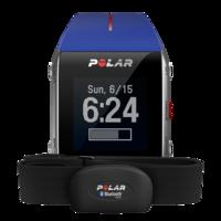 Часы Polar V800 Blue HRУмные часы и браслеты<br>&amp;nbsp; &amp;nbsp;Polar V800 Blue HR:Пыле-влагозащита:&amp;nbsp;защита от брызгМатериал ремешка/браслета:&amp;nbsp;полиуретанМатериал корпуса:&amp;nbsp;алюминий, нержавеющая сталь, пластик, поликарбонатЗарядка от USB: ДаЕмкость аккумулятора:&amp;nbsp;350 мАчВремя работы при активном использовании:&amp;nbsp;13 чВремя работы при нормальном использовании:&amp;nbsp;50 чВремя работы в режиме ожидания:&amp;nbsp;30 днейСовместимость:&amp;nbsp;iOSПроводные интерфейсы:&amp;nbsp;USBБеспроводные интерфейсы:&amp;nbsp;BluetoothВибрация:&amp;nbsp;ДаОтслеживание фазы сна: ДаСенсорное управление: ДаРазрешение дисплея:&amp;nbsp;128 x 128<br><br>Материал корпуса: алюминий, нержавеющая сталь, пластик, поликарбонат<br>Зарядка от USB: Да<br>Емкость аккумулятора: 350 мАч<br>Встроенный микрофон: Нет<br>Дисплей: есть<br>Разрешение дисплея: 128 x 128<br>Совместимость: iOS<br>Время работы в режиме ожидания: 30 дней<br>Встроенные устройства: GPS, барометр, будильник, высотомер, пульсометр, счетчик калорий, таймер, термометр, шагомер<br>Сенсорное управление: Да<br>Отслеживание фазы сна: Да<br>Вибрация: Да<br>Беспроводные интерфейсы: Bluetooth<br>Проводные интерфейсы: USB<br>Время работы при нормальном использовании: 50 ч<br>Время работы при активном использовании: 13 ч<br>Материал ремешка/браслета: полиуретан<br>Пыле-влагозащита: защита от брызг