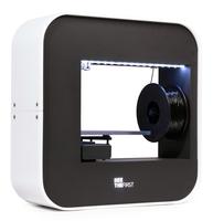 3D принтер Beethefirst3D Принтеры<br>3D принтер Beethefirst:Толщина слоя (мм):&amp;nbsp;0,1Область построения, мм:&amp;nbsp;190х135х125Диаметр нити (мм):&amp;nbsp;1,75Технология печати:&amp;nbsp;FDM/FFFСтрана:&amp;nbsp;ПортугалияНазначение:&amp;nbsp;ПерсональныйПрограммное обеспечение:&amp;nbsp;Replicator G - BeeSoft<br><br>Толщина слоя: 100 микрон<br>Толщина нити: 1,75 мм<br>Расходники: PLA<br>Платформа: без подогрева<br>Страна производитель: Португалия