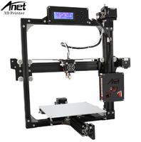 3D-принтер ANET A23D Принтеры<br>Бесплатная доставка, катушка ABS/PLA пластика в подарок! (цвет на выбор)Страна производитель:&amp;nbsp;КитайВес 3D принтера:&amp;nbsp;6 кгРазмеры 3D принтера&amp;nbsp;(ширина, глубина, высота)&amp;nbsp;:&amp;nbsp;&amp;nbsp;375х333х315ммДиаметр используемого материала:&amp;nbsp;1,75ммИспользуемый материал:&amp;nbsp;ABS, PLA, NYLON, LuminescentПоддерживаемые операционные системы:&amp;nbsp;win XP, win 7, win 8, Linux, MacРазмеры печати:&amp;nbsp;220x270x220Скорость&amp;nbsp;печати:&amp;nbsp;30-100 мм/секДиаметр сопла:&amp;nbsp;0,4 ммТолщина слоя:&amp;nbsp;0,1 мм - 0,3 ммПлатформа с подогревом:&amp;nbsp;есть<br><br>Толщина слоя: 100 микрон<br>Расходники: ABS, PLA, NYLON, Luminescent<br>Платформа: с подогревом<br>Страна производитель: Китай