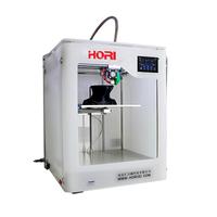 3D Принтер Hori Titan3D Принтеры<br>3D Принтер Hori Titan:&amp;bull; Кол-во головок: 1 &amp;bull; Область печати: 280х255х300 мм&amp;bull; Расходники: ABS-пластик, PLA-пластик, PVA-пластик, HIPS, Нейлон, LAYBRICK, LAYWOO-D3&amp;bull; Толщина слоя: 0,05 мм&amp;bull; Скорость: 150 мм/с&amp;bull; Подогреваемая платформа: да&amp;bull; Поддерживаемая ОС: Mac OS, Windows&amp;bull; Подсоединение: USB, Card Reader&amp;bull; Формат файлов: gcode&amp;bull; Энергопотребление: 220В&amp;bull; Вес, кг: 28&amp;bull; Габариты, см: 49х49х63&amp;bull; Гарантия: 1 год<br><br>Операционная система: Mac OSX, Windows<br>Вес: 28 кг<br>Интерфейсы: USB, Card Reader<br>Подключение к компьютеру по USB: USB 2.0, SD-карта<br>Размеры (ДхШхГ): 49x49x63 см<br>Дисплей: есть<br>Толщина слоя: 50 микрон<br>Страна производитель: Китай<br>Расходники: ABS, PLA, PVA, HIPS, Нейлон, LAYBRICK, LAYWOO-D3<br>Толщина нити: 1,75 мм<br>ЖК-управление: да<br>Вес (в упаковке): 32 кг<br>Диаметр сопла (мм): 0,4<br>Программное обеспечение: Cura<br>Электропитание: 220 В<br>Скорость печати: 150 мм/с<br>Объем печати: 21.4 л<br>Область печати: 280х255х300 мм<br>Формат файлов: .STL, G-CODE<br>Подогреваемая платформа: Да<br>Калибровка: Автоматическая
