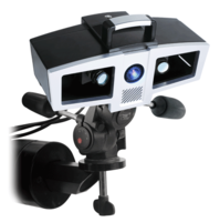 3D сканер Shining 3D OptimScan-5M3D Сканеры<br>&amp;nbsp; &amp;nbsp;3D сканер Shining 3D OptimScan-5M:Системные требования:&amp;nbsp;Win7 64bitФормат экспортируемых файлов:&amp;nbsp;ASC, PLY, STL, ДругиеГлубина сканирования (мм):&amp;nbsp;100-400Время сканирования: 2 секТочность:&amp;nbsp;0.005-0.015 ммТип сканера:&amp;nbsp;стационарныйТехнология сканера:&amp;nbsp;бесконтактныйРазрешение камеры:&amp;nbsp;5,000,000&amp;times;2Страна производитель: Китай<br><br>Страна производитель: Китай<br>Разрешение камеры: 10 МП<br>Технология сканера: бесконтактный<br>Тип сканера: стационарный<br>Точность: 0.005-0.015 мм<br>Время сканирования: 2 сек<br>Глубина сканирования (мм): 100-400<br>Формат экспортируемых файлов: ASC, PLY, STL, Другие<br>Системные требования: Windows 7